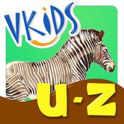 VKIDS 字母IV 1.1