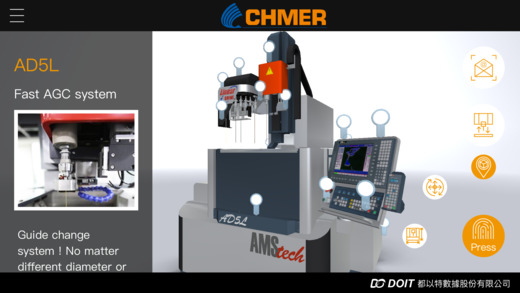 CHMER-AMS