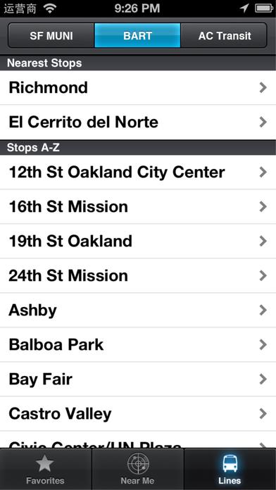 Bus Transit For San Francisco