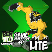 Ben 10 Game Generator 4D - Lite 1.0.0