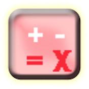 Calculator pinky