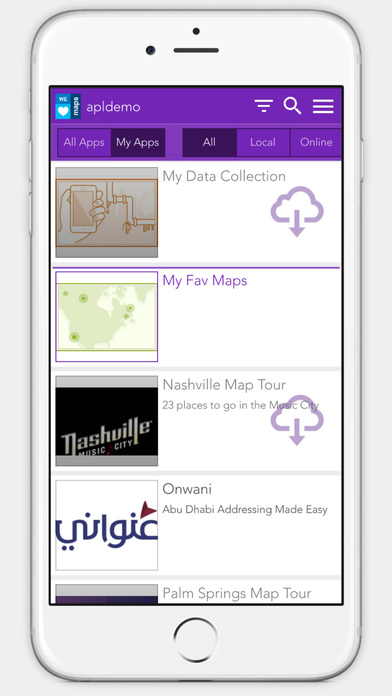 AppStudio Player for ArcGIS