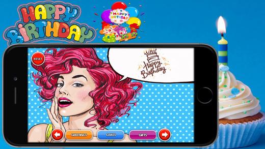 Birthday Card Maker