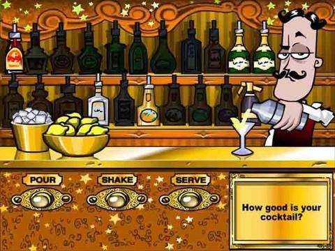 天才调酒师