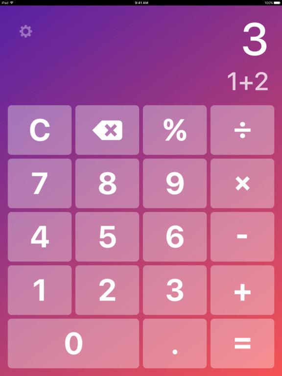 Big Simple Calculator Free