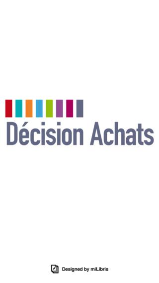 Décisions Achats