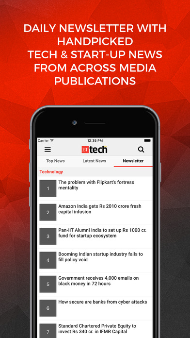 ETtech - Tech  Startup News by the Economic Times
