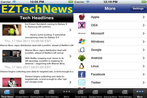 EZ Tech News