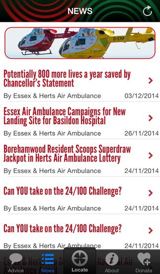 Essex  Herts Air Ambulance