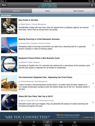EquipmentFA.com Mobile