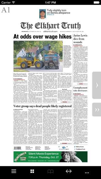 Elkhart Truth eEdition