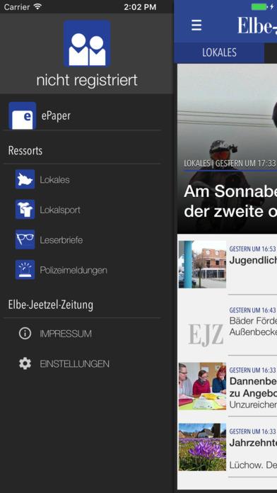 Elbe-Jeetzel-Zeitung mobil