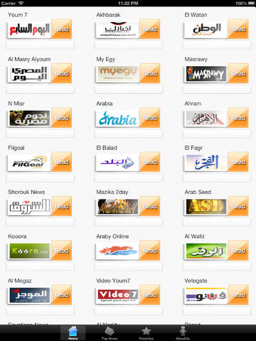Egypt News Paper