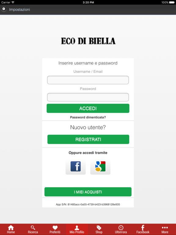 Eco di Biella