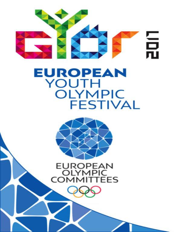 EYOF Győr 2017 Önkéntesek