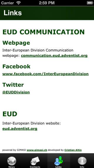 EUD News