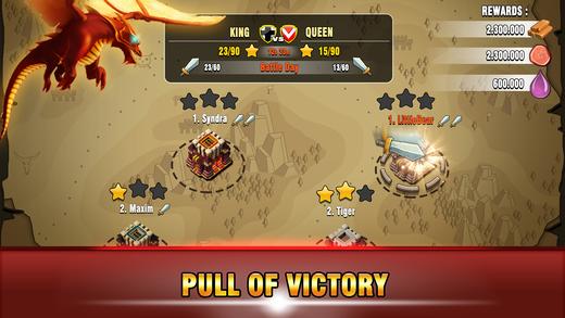 Era Of War: Clash of epic clan