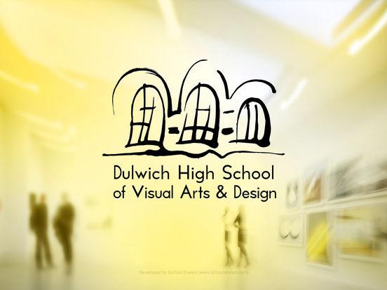 Dulwich High School of Visual Arts  Design
