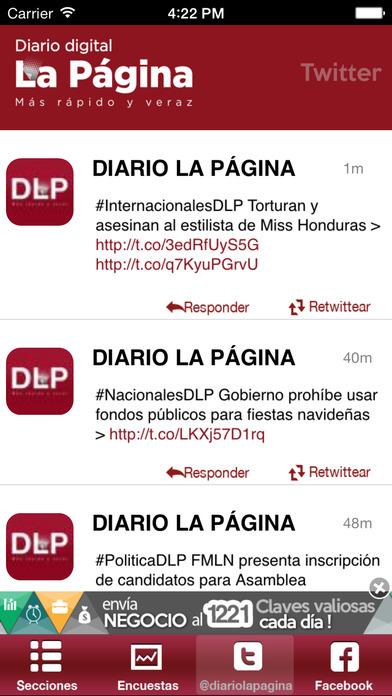 Diario digital La Página