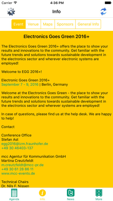 Electronics Goes Green 2016+