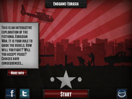 Endgame:Eurasia