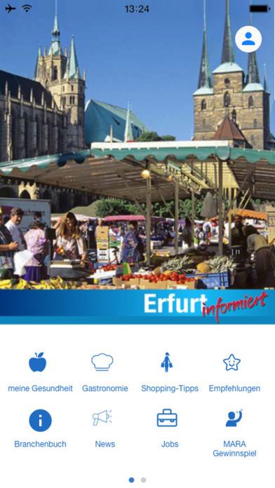 Erfurt informiert