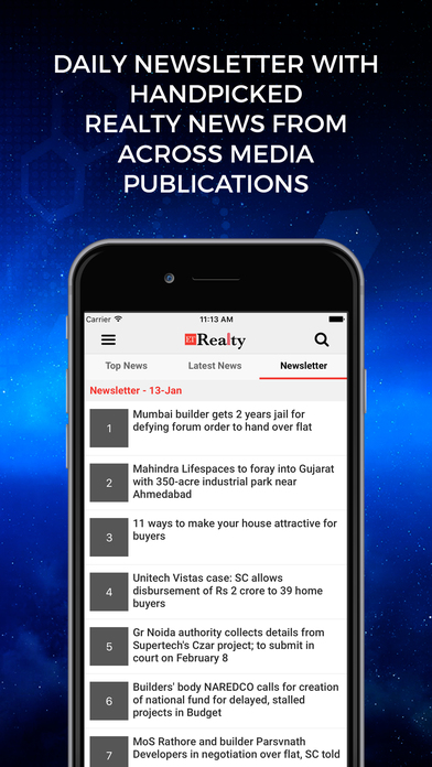 ETRealty - Real estate news by The Economic Times