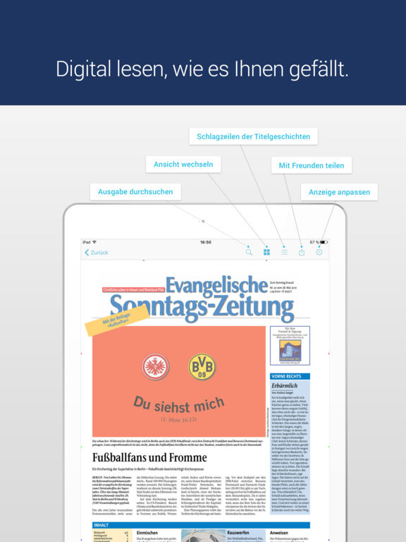 Evangelische Sonntags-Zeitung (Hessen, RL-Pfalz)