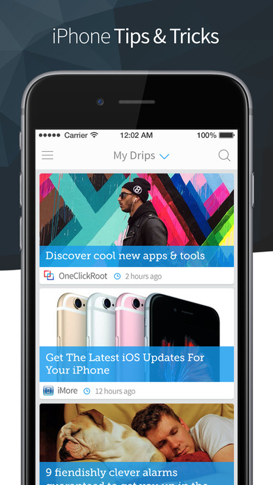 Drippler - Updates, Apps  Tips for Your Phone