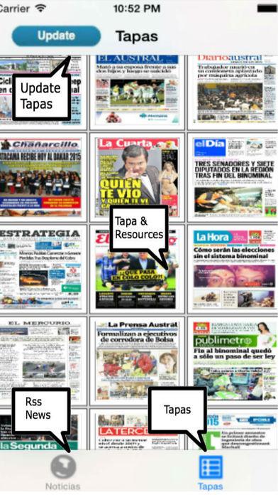 Entre Noticias Chile
