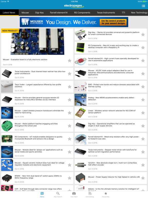 Electronics News