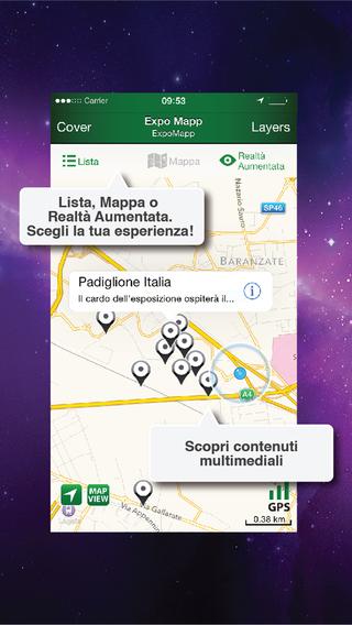 Expomapp