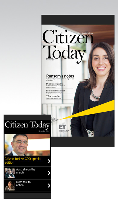 EY Citizen Today