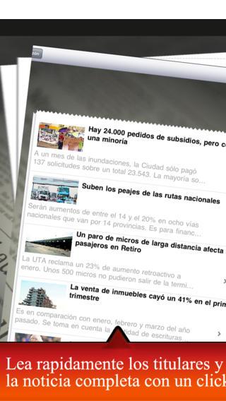 Diarios Argentina: Diarios argentinos
