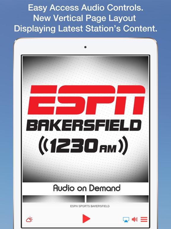 ESPN SPORTS BAKERSFIELD
