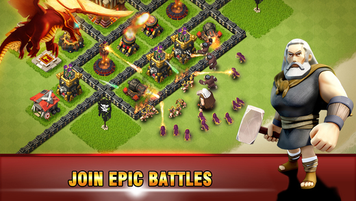 Era Of War: Clash of epic clan