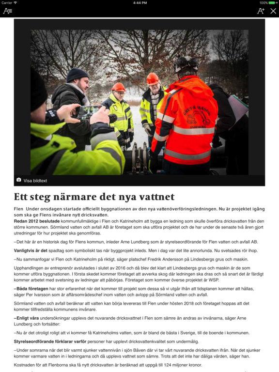 E-tidning: Katrineholms-Kuriren