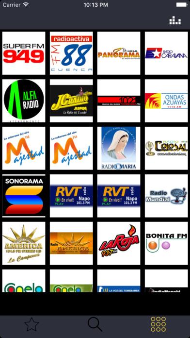 Ecuador Radio - Radios Del Ecuador - Music Player