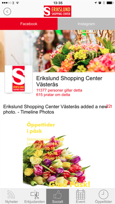 Erikslund Shopping