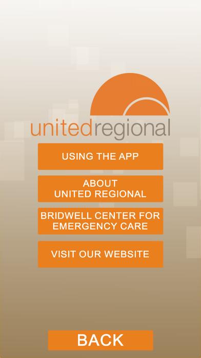 Experience United Regional