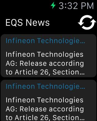 EQS News