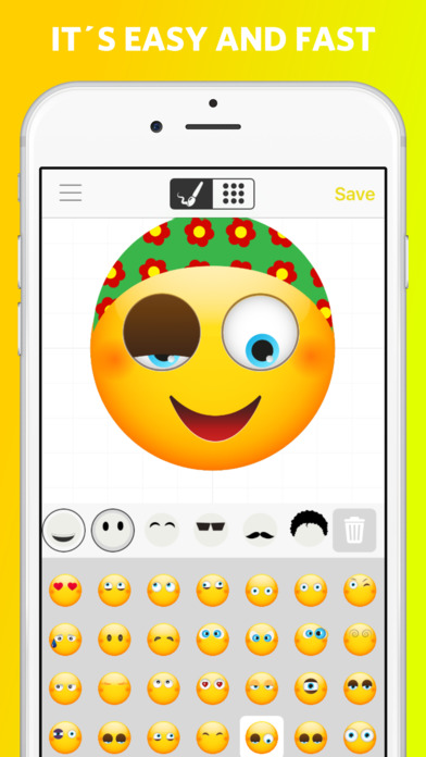 Emoji Master - Create and share your own emojis!