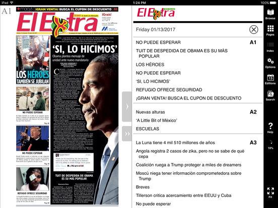 El Extra E-Edition