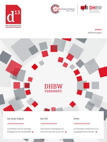 DHBW Magazin