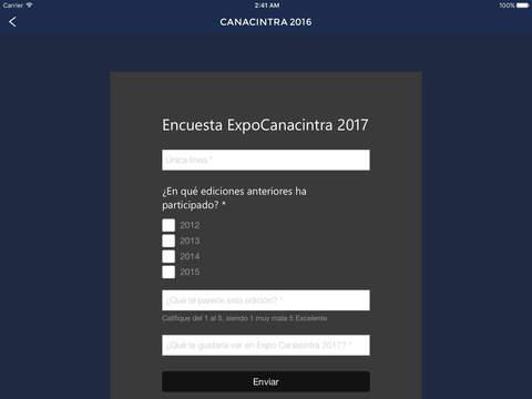 Expo Canacintra 2016