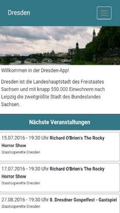 Dresden Regional-App