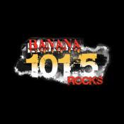Banana 101.5 - Flint's Rock Radio (WWBN)