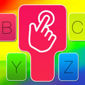 Color Swipe Keyboard