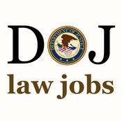 DOJ law jobs