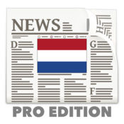 Dutch News in English Pro Edition